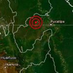 Sismo de magnitud 5,3 remeció esta mañana la región de Ucayali