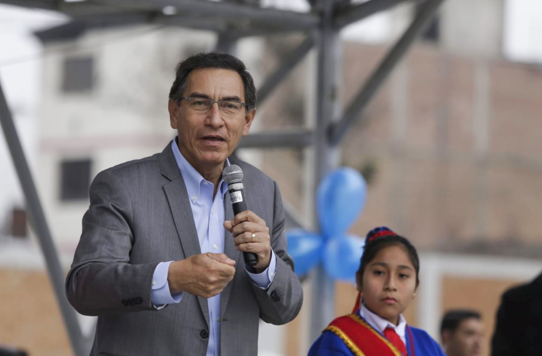 Vizcarra dice que su opinión sobre reembolso por Chaglla no afecta acuerdo