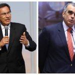 """Vizcarra dice que se reunirá la próxima semana """"de todas maneras"""" con Olaechea"""