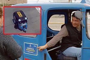 Ventanilla: Buscan frenar asaltos en mototaxis