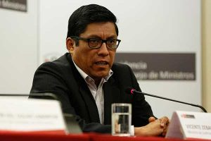 Zeballos plantea unificar planes contra el crimen