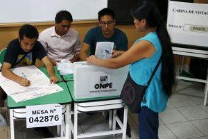 Elecciones 2020: Más de 24 millones de peruanos eligen hoy al nuevo Congreso | EN VIVO