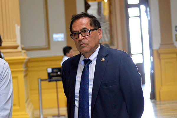 «Nuevo Perú no está inscrito y Verónika Mendoza ha descuidado el tema de unidad»