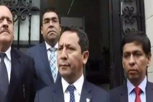 PpK respalda a Martín Vizcarra