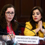 """Aramayo sobre Bartra: """"No es muy dialogante ni articuladora"""""""