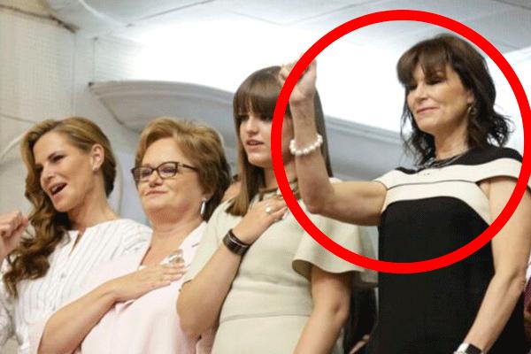 Caroline Kuczynski: «El pedido del fiscal Pérez para mi padre es una condena de muerte»