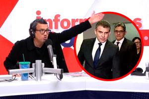 Un indignado Christian Hudtwalcker arremete contra fiscales Vela y Pérez [VIDEO]
