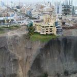 Expertos evaluarán riesgos en acantilados
