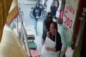 Delincuentes asaltaron a un empresario avícola en Villa María del Triunfo