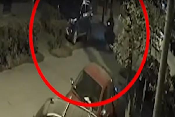 Vecino salva a empresario del robo de su vehículo