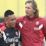 "Ricardo Gareca: ""Creo que hizo méritos suficientes Christian Cueva para estar en la Selección"""