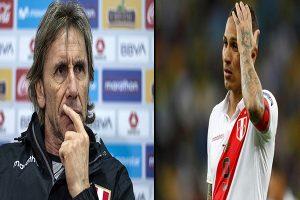 Ricardo Gareca cuestiona a Guerrero por pedir no ser convocado