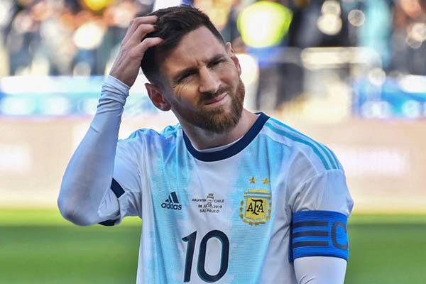 Conmebol sanciona por tres meses a Lionel Messi tras acusar de «corrupción»