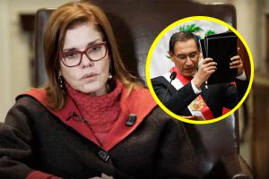 """Mercedes Araoz: """"Me preocupa que el Perú retroceda en seguridad jurídica"""""""