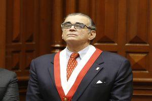 Pedro Olaechea se pronuncia tras archivo de adelanto de elecciones