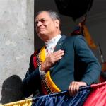 Ecuador: Correa deja entrever que postularía en próximos comicios