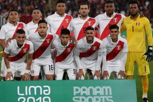Selección Peruana Sub 23 se juega la clasificación ante Hondura de los Juegos Panamericanos