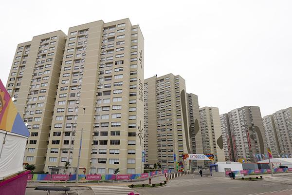"""Se venderán más de mil """"depas"""" de Villa de Atletas"""