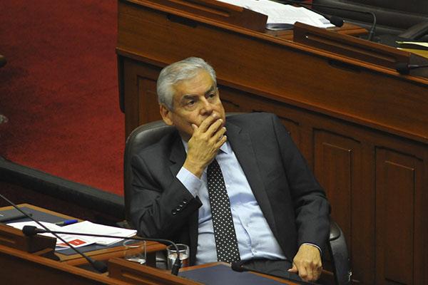 Eleuberto Martorelli ratificó aporte de US$ 30,000 para César Villanueva