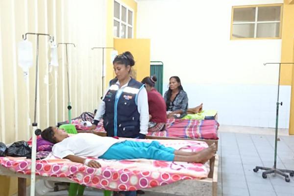 Emergencia sanitaria por zika y dengue