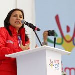 Flor Pablo anuncia becas para medallistas deportivos