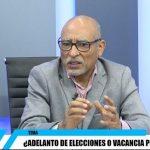 Martín Vizcarra: ¿adelanto de elecciones o vacancia presidencial?