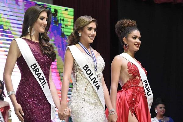 Peruanas se llevaron dos coronas internacionales