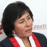 Marianella Ledesma ratifica denuncia de intento de chantaje en comunicado