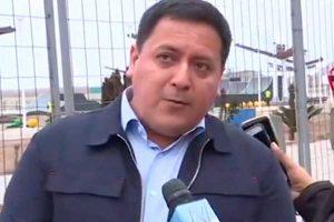 Alcalde de San Miguel reconoce que no cuenta con presupuesto para sedes de Panamericanos