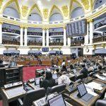 Bancadas designan a sus voceros titulares