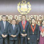Comisión sancionará a funcionarios corruptos