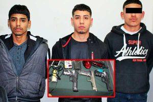 Cercado de Lima: Hampones saquean barbería y desatan persecución