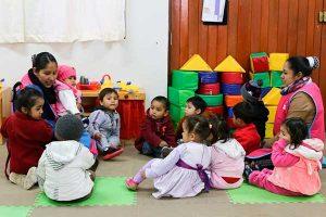 Áncash: Cuna Más brinda atención a 9 mil niñas y niños menores de tres años