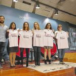 Mujeres exitosas juntas en 'I AM TOMORROW'