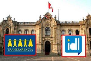 Gobierno propone que organismos de asociación civil participen en elección de TC