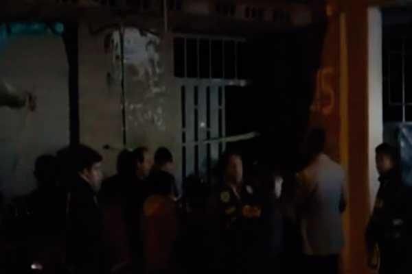 Tragedia en Huancayo: Padre envenena a sus tres hijos y luego se suicida