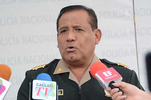 Jefe de la Región Policial Callao desmiente denuncias de secuestro a niños