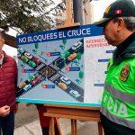 """Muñoz anuncia que esta semana habrá una nueva medida en el plan """"Pico y placa"""""""