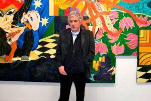 Fallece artista plástico José Tola