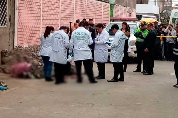 SMP: Encuentran más restos humanos cerca de un colegio