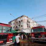 La Victoria: dantesco incendio arrasó con más de 20 puestos de mercado minorista