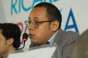 Periodistas visitan a fiscal de Lava Jato
