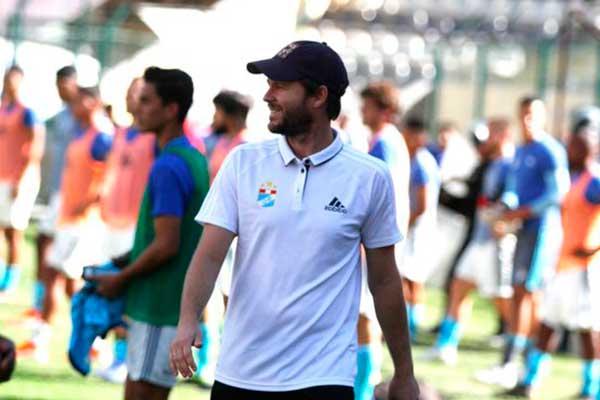 ¡OFICIAL! Manuel Barreto es el nuevo técnico de Sporting Cristal