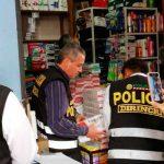 Productos de contrabando se comercializan en mercados mayoristas de Lima