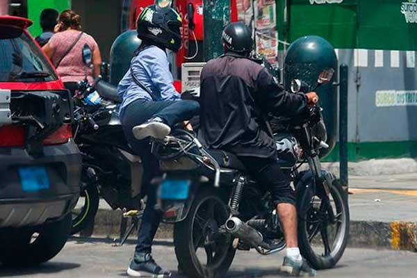 Hacen llamado para fiscalizar motos lineales