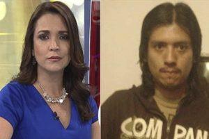 Juez abre proceso penal al acosador de periodista Melissa Peschiera