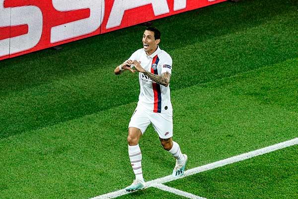 PSG vence 3-0 a Real Madrid por la UEFA Champions League