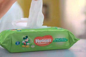 Hallan bacterias en pañitos y toallas húmedas