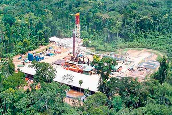 US$ 90 millones para el Lote 201, anuncia Perú Petro