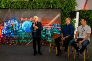 Rock in Rio y Gobierno del Estado lanzan Rock in Rio Escuela Solar